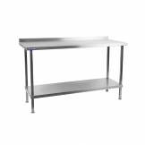 Holmes Stainless Steel Wall Table 1200mm