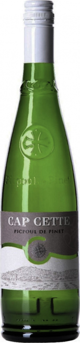 Cap Cette - Picpoul De Pinet 2017 (75cl Bottle)