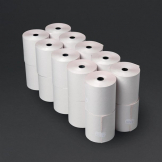 Fiesta Non-Thermal 3ply Till Roll 75 x 70mm (Pack of 20)