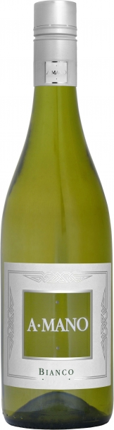 A Mano - Bianco Fiano Greco 2019 (75cl Bottle)