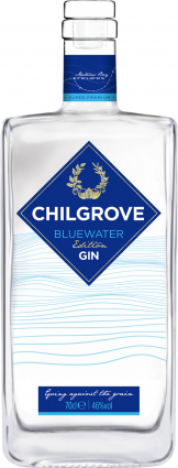 Chilgrove - Bluewater Edition Gin (70cl Bottle)