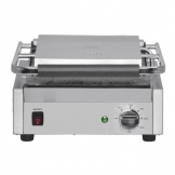 Buffalo Bistro Large Ribbed Contact Grill