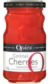 Image of Opies - Cocktail Cherries Without Stems