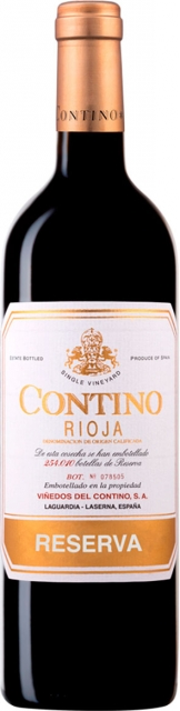 Cune - Contino Reserva 2015 (75cl Bottle)