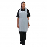 Disposable Polythene Aprons White (Pack of 500)