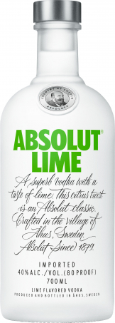Absolut - Lime (70cl Bottle)