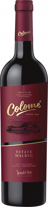 Bodega Colome - Estate Salta Malbec 2018 (75cl Bottle)