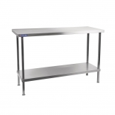 Holmes Stainless Steel Centre Table 900mm