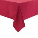 Occasions Tablecloth Burgundy 2290 x 2290mm