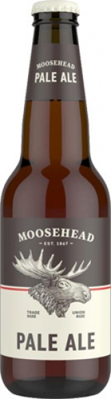 Moosehead - Pale Ale (24x 350ml Bottles)