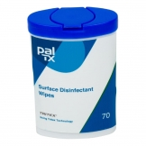 Pal TX Probe Disinfectant Wipes 70 (Pack of 12)