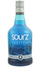 Image of Sourz - Tropical Blue
