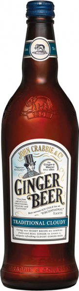Crabbie's - Alcoholic Ginger Beer (12x 500ml Bottles)