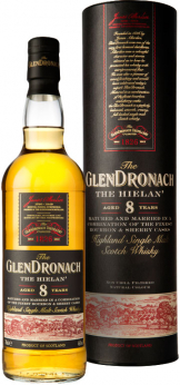 GlenDronach - 8 Year Old The Hielan (70cl Bottle)