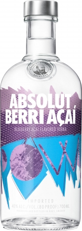 Image of Absolut - Berri Acai