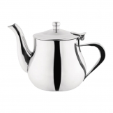 Olympia Arabian Stainless Steel Teapot 500ml