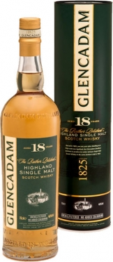 Glencadam - 18 Year Old (70cl Bottle)