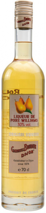 Gabriel Boudier - 'Bartender Range' Liqueur de Poires Williams (Pear) (50cl Bottle)