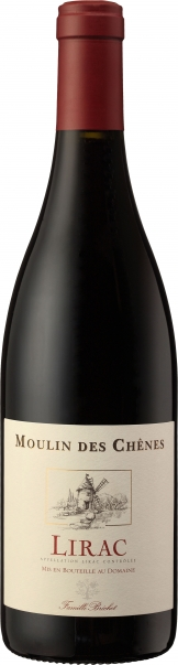 Moulin Des Chenes - Lirac 2016 (75cl Bottle)