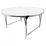 Gopak Round Table White Adult 5ft