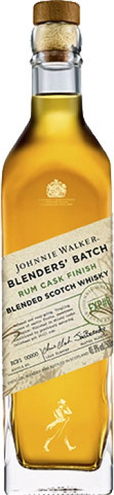 Johnnie Walker - Blenders Batch Rum Cask (50cl Bottle)