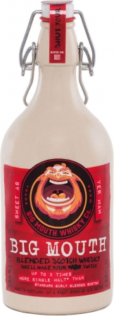 Big Mouth - Blended Scotch Whisky (70cl Bottle)