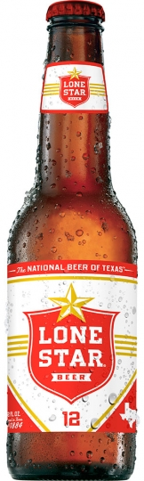 Lone Star (24x 355ml Bottles)