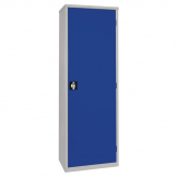 Clothing And Equipment Locker Blue 610mm