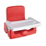Bolero Foldaway Booster Seat Red Single