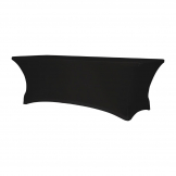 ZOWN XL240 Table Stretch Cover Black