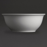 Olympia Whiteware Salad Bowls 175mm (Pack of 6)