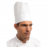 Disposable Chefs Paper Toque Hat (Pack of 50)