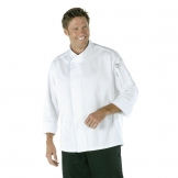 Chef Works Tours Cool Vent Unisex Chefs Jacket White 2XL