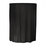 ZOWN Cocktail80 Table Plain Cover Black