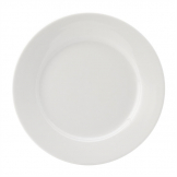 Utopia Titan Winged Plates White 210mm (Pack of 24)