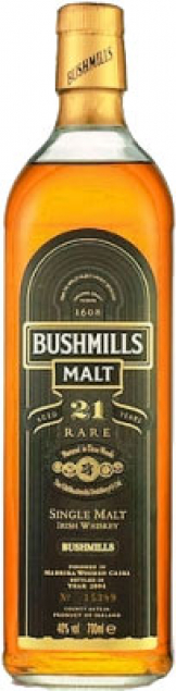 Image of Bushmills - 21 Year Old