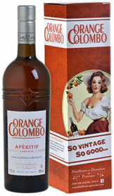 Distilleries Provence - Orange Colombo (75cl Bottle)