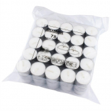 75 Pack of Olympia 8-Hour Tealights