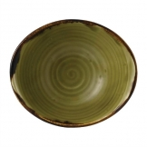 Dudson Harvest Green Deep Bowl 200 x 168mm (Pack of 6)