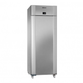 Gram Eco Twin 1 Door 601Ltr Freezer Stainless Steel F 82 CAG C1 4N