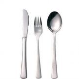 Olympia Clifton Cutlery Sample Set (Pack of 3)