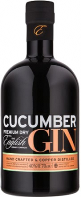The English Drinks Company - Cucumber Gin (70cl Bottle)