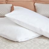 Luxury Pillowshield Zipped Pillow Protector Standard (100% Cotton)