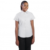 Chef Works Womens Cool Vent Chefs Shirt White S