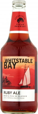 Whitstable Bay - Ruby Ale (8x 500ml Bottles)