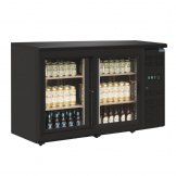 Polar U-Series Double Door Back Bar Display Cooler