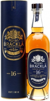 Royal Brackla - 16 Year Old (70cl Bottle)