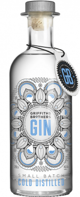 Griffiths Brothers - Gin (70cl Bottle)