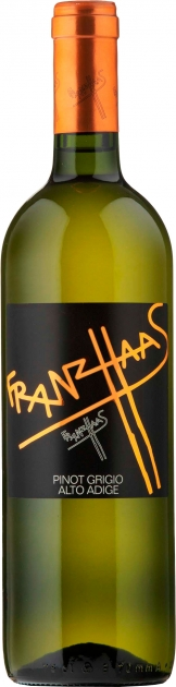 Franz Haas - Pinot Grigio 2017 (75cl Bottle)