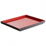 APS Asia+  Red Tray GN 1/4